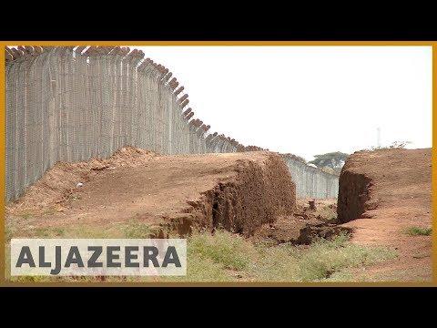 🇰🇪 Work on Kenya-Somalia border wall suspended | Al Jazeera English