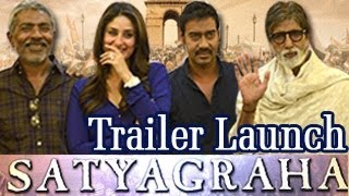 Satyagraha trailer launch with Yeh Jawaani Hai Deewani