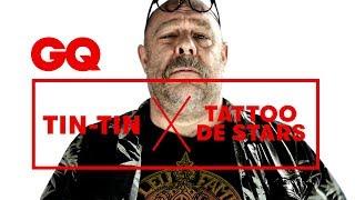 Tin-Tin juge les Tatouages des Stars  (Rihanna, Justin Bieber, David Beckham...)    | GQ