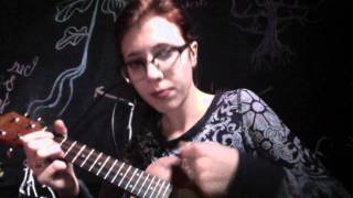 Walls (Ukulele Cover) by the Static Jacks - Bea Keeler Thumbnail