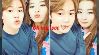 BTS JIMIN × RED VELVET SEULGI || Would U FMV ♡
