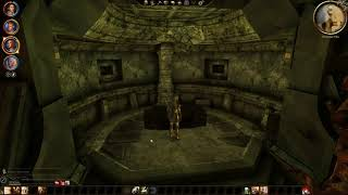 Dragon Age: Origins Маг Орзаммар Мертвые Рвы Наковальня Серия 31