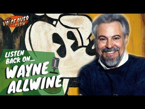 Listen Back On: Wayne Allwine Voice of Mickey Mouse (Ft. Words from Bill Farmer)