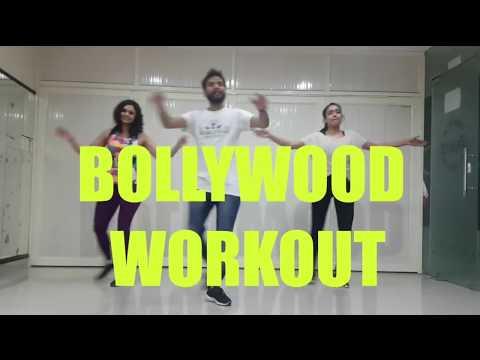 Bollywood Zumba Workout   Dhating Naach & Ki Kariye Nachna Aaonda Nahin Bollywood Dance Workout