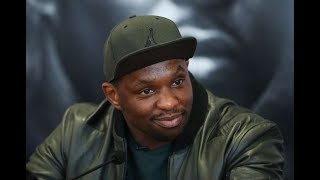 DILLIAN WHYTE SAYS WLADIMIR KLITSCHKO IS LYING ABOUT NOT COMING BACK!!