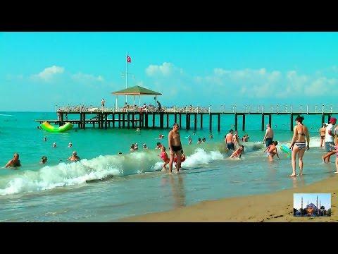 Песчаные пляжи Турции: лучшие курорты и отели с песчаными
