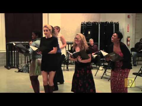 """A Look at """"The Pirates of Penzance,"""" Starring Montego Glover, Betsy Wolfe and Hunter Parrish"""