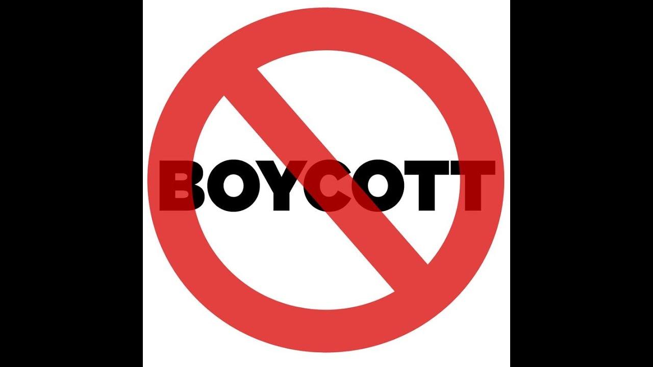 Картинки по запросу нет бойкоту