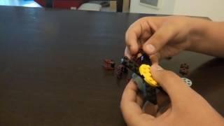 How to make a lego spiner— איך להכין ספינר מלגו