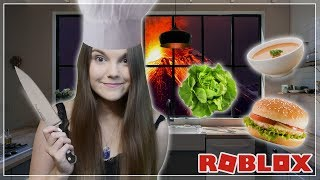 4 POTES IN FOURNEAUX... 🔥 Roblox dare to cook