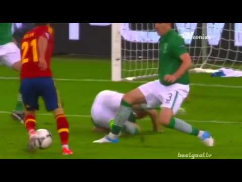 Top 10 goals EURO 2012 HD