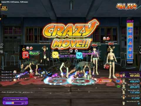 136 BPM Zhang Li Yin - Timeless (feat.Xiah) Crazy Dance - 4