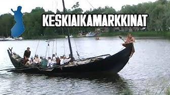 Keskiaikamarkkinat Hämeenlinna