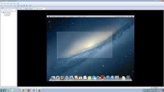 Como instalar o Mac OS X Mountain Lion no VMware.