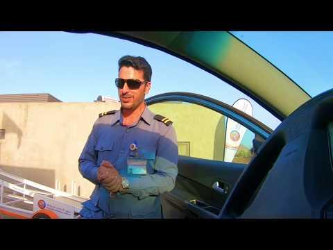 Emirates Driving School Test