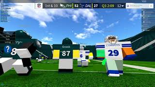 ROBLOX Legendary Football Highlights #3