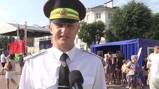 2021-07-13 г. Брест. Госавтоинспекции - 85 лет. Новости на Буг-ТВ. #бугтв
