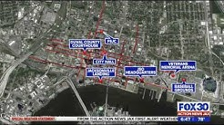 Action News Jax Investigates: Jacksonville parking ticket hotspots