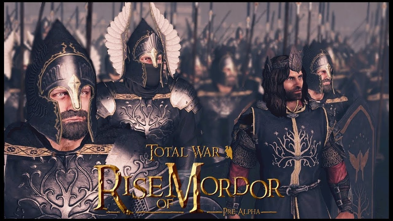 Lord Of The Rings Returns To Total War With Impressive New Mod