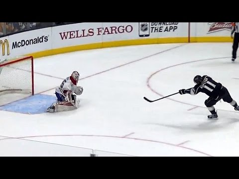 Shootout: Canadiens vs Kings