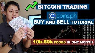 hogyan kell kereskedni a bitcoin érméket ph