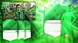 WALKOUT & GREEN PLAYER IN A PACK! POT OF GOLD SBC! FIFA 17 ULTIMATE TEAM