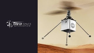 SpacePod: NASA is sending a helicopter to Mars
