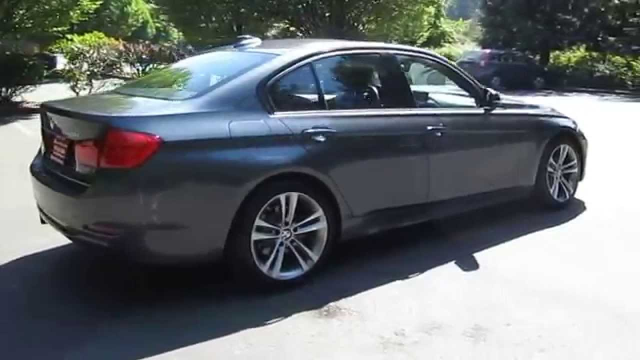 2012 BMW 328i Mineral Grey Metallic