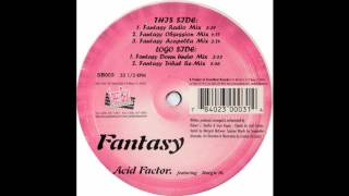 Acid factor feat margie m - fantasy (obsession mix)