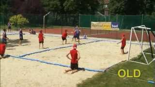 Beach Handball: Rule Changes 2010 - Пляжний гандбол: Зміни до правил 2010