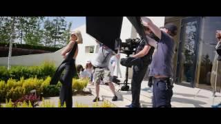 """Backstage со съёмок клипа Полины Гагариной """"Драмы больше нет"""""""
