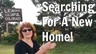 The Search For A new Home!