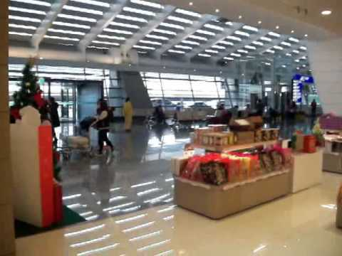 Visiting Taiwan 2 - Taiwan Taoyuan International Airport Walk Through