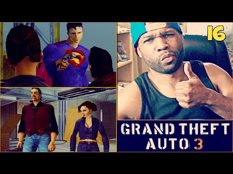 Grand Theft Auto III (GTA 3) Gameplay Walkthrough Part 16 - Catalina