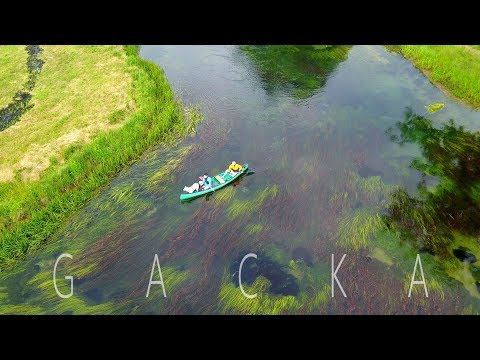 Outdoors Croatia S1E11 - Gacka River by Canoe