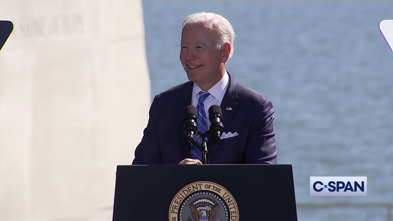 Download President Biden speaks at 10th Anniversary of Martin Luther King, Jr. Memorial Dedication