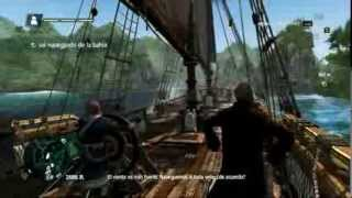 Assassins Creed IV: Black Flag (parte 2) - Llegando a la Habana :O