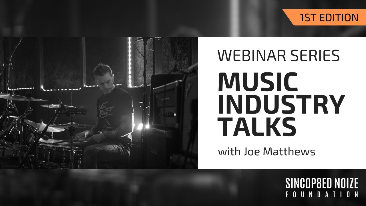 Music Industry Talks with Joe Matthews