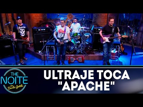 "Ultraje toca ""Raw Ride"" 