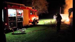 GPTV: caravanbrand op de Kleine Wielen