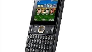 Flashing Firmware Samsung Chat E2222 / Chat@222