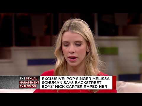 Why Melissa Schuman Is Speaking Out About Nick Carter Now