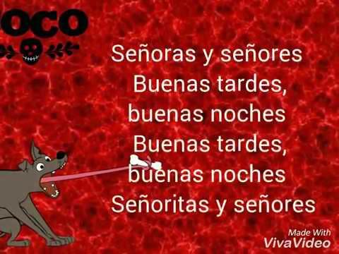 Coco/ Señoras Y Señores✷ Cancion●Pixar Miguel✷