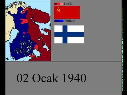 Kış Savaşı (1939-1940) Her gün