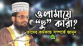 """ওলামায়ে """"ছু"""" কারা? জেলে কেমন কাটছে আল্লামা সাঈদীর জীবন । বিস্তারিত বললেন Maulana Abdullah Al Amin"""