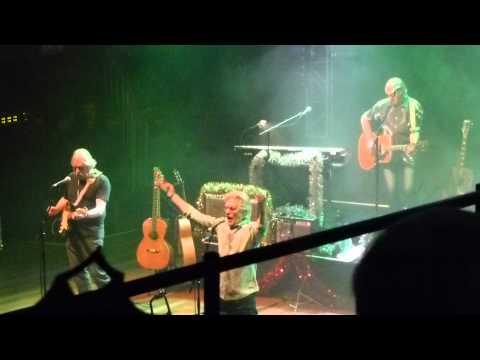Lindisfarne - Fog on the Tyne. Ray Jackson's Christmas Concert at the City Hall Newcastle. 20/12/13