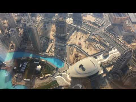 Burj Khalifa   An Outstanding View over Dubai
