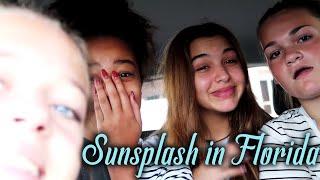 VISITING SUNSPLASH IN FLORIDA!