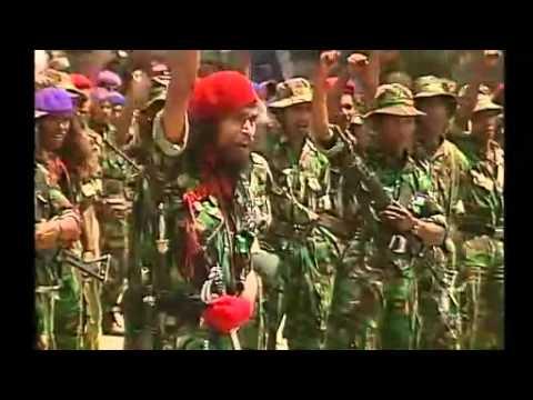 Former guerilla leader becomes E Timor president