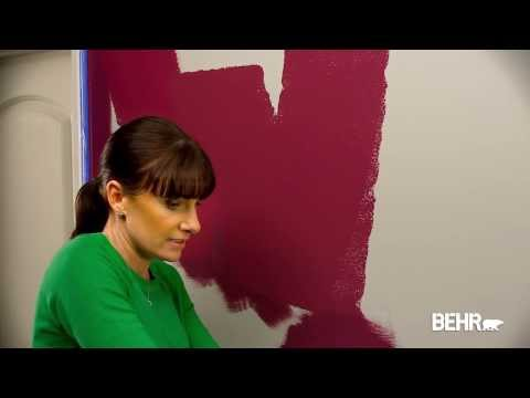 BEHR MARQUEE® Helpful Guidelines for One-Coat Application